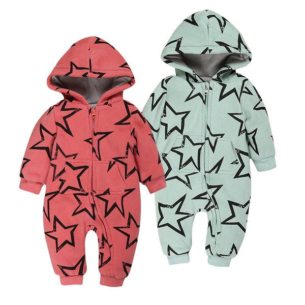 LouLi Starry Warm Romper - LouLi - Designed For Your Child
