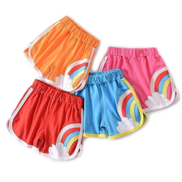 LouLi Swim In The Rainbow Swim Shorts - LouLi - Designed For Your Child
