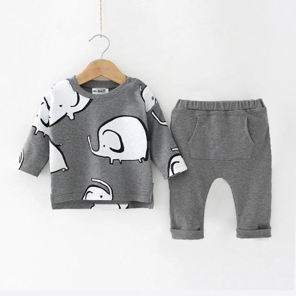 LouLi The Happy Elephant Family Baby Set - LouLi - Designed For Your Child