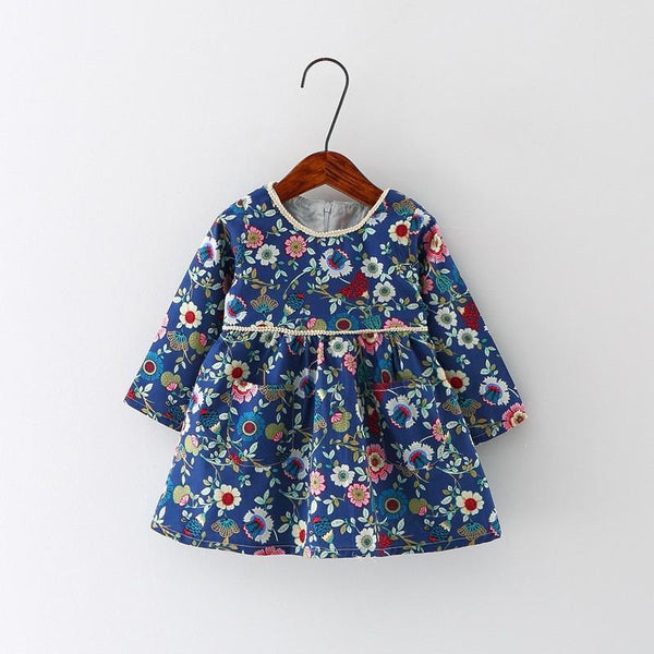 LouLi The Spring Blossom Baby Dress - LouLi - Designed For Your Child