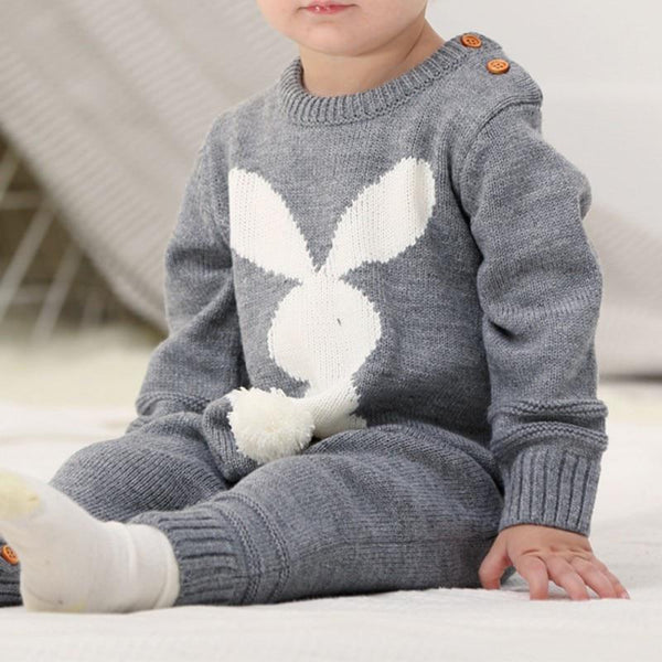 LouLi Warm Bunny Baby Romper - LouLi - Designed For Your Child