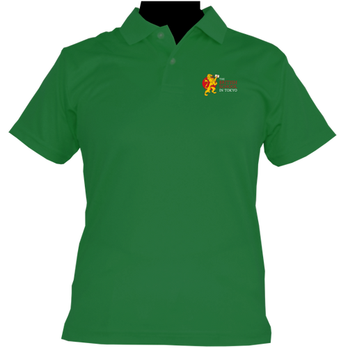 HOUSE POLO SHIRTS GREEN (BISHAMON)