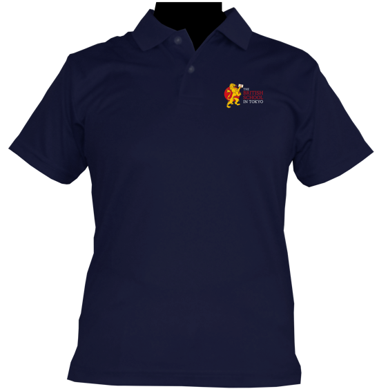 PE POLO SHIRTS NAVY (COMPULSORY ITEM)