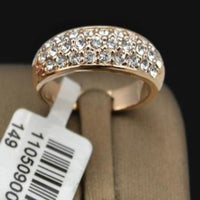 Classic Rhinestone Studded Ring - Delicates By Yvonne