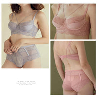 Push Up Brassiere and High-Waist Panties - Delicates By Yvonne