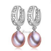 Freshwater Pearl Earrings - Delicates By Yvonne