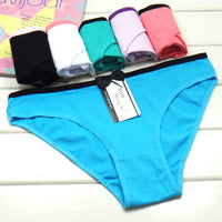 Bow Cotton Briefs (5pcs) - Delicates By Yvonne