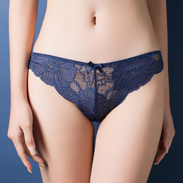 Petal Lace Panty - Delicates By Yvonne