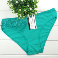 Lacy Summer Bikini Briefs - Delicates By Yvonne