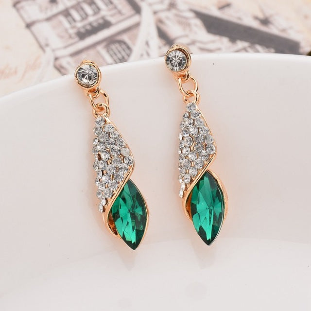 Statement Water-Drop Earring - Delicates By Yvonne