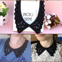 Rhinestone Collar Necklace - Delicates By Yvonne