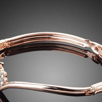 Rose Gold Stellux Bracelet - Delicates By Yvonne