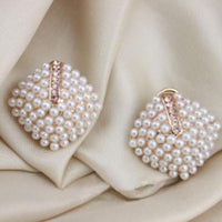 Exquisite Pearl Stud Earrings - Delicates By Yvonne