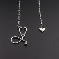 Stethoscope Delicate Necklace - Delicates By Yvonne