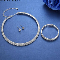 Mecresh Silver Jewelry Set - Delicates By Yvonne