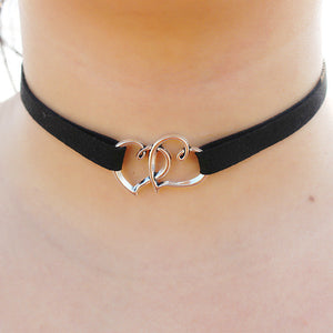 Multilayer Velvet Choker Necklace - Delicates By Yvonne