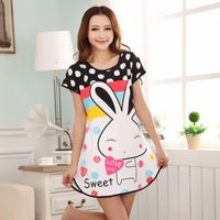 Cartoon Polka Dot Sleepwear - Delicates By Yvonne