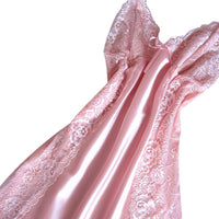 Summer Satin Nightdress - Delicates By Yvonne