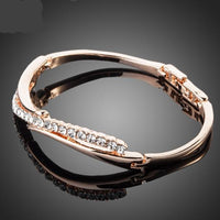 Stellux Rose Gold Bracelet - Delicates By Yvonne
