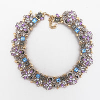 Charm Choker Statement Necklace - Delicates By Yvonne