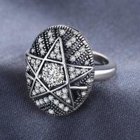 Star Filigree Ring - Delicates By Yvonne