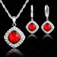 Austria Silver-Plated Jewelry Set - Delicates By Yvonne