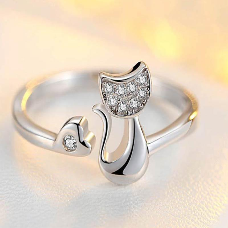 Cat Ring - Delicates By Yvonne