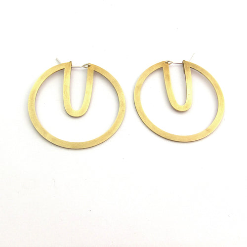 4532805a4 Earrings contemporary designs by Savage Jewellery