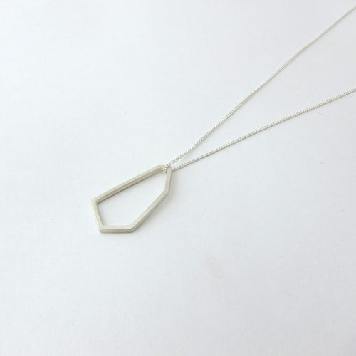 Small Crystal Necklace