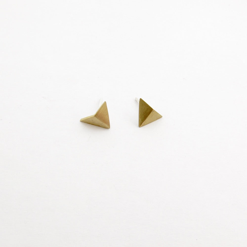 Folded Triangle Stud