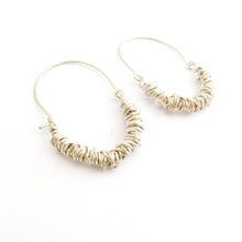 Wrapped Wire hoops