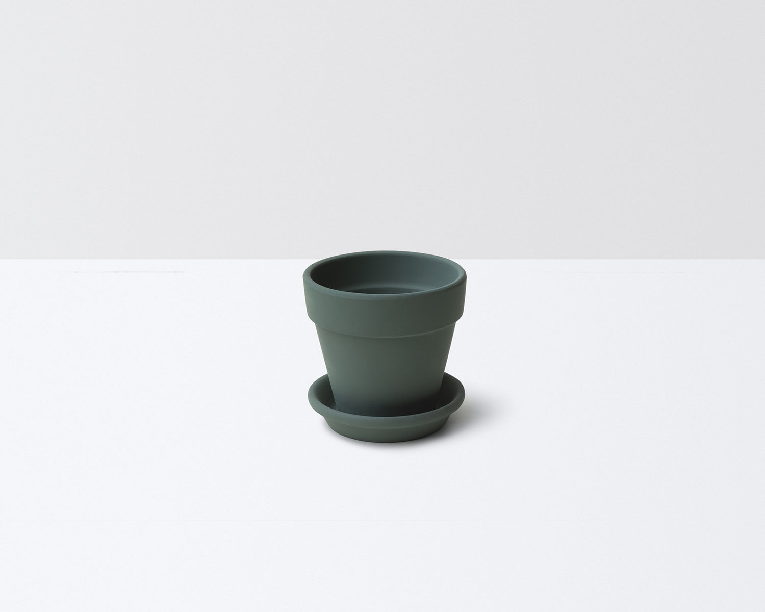 Mini Pot - Blue Grey