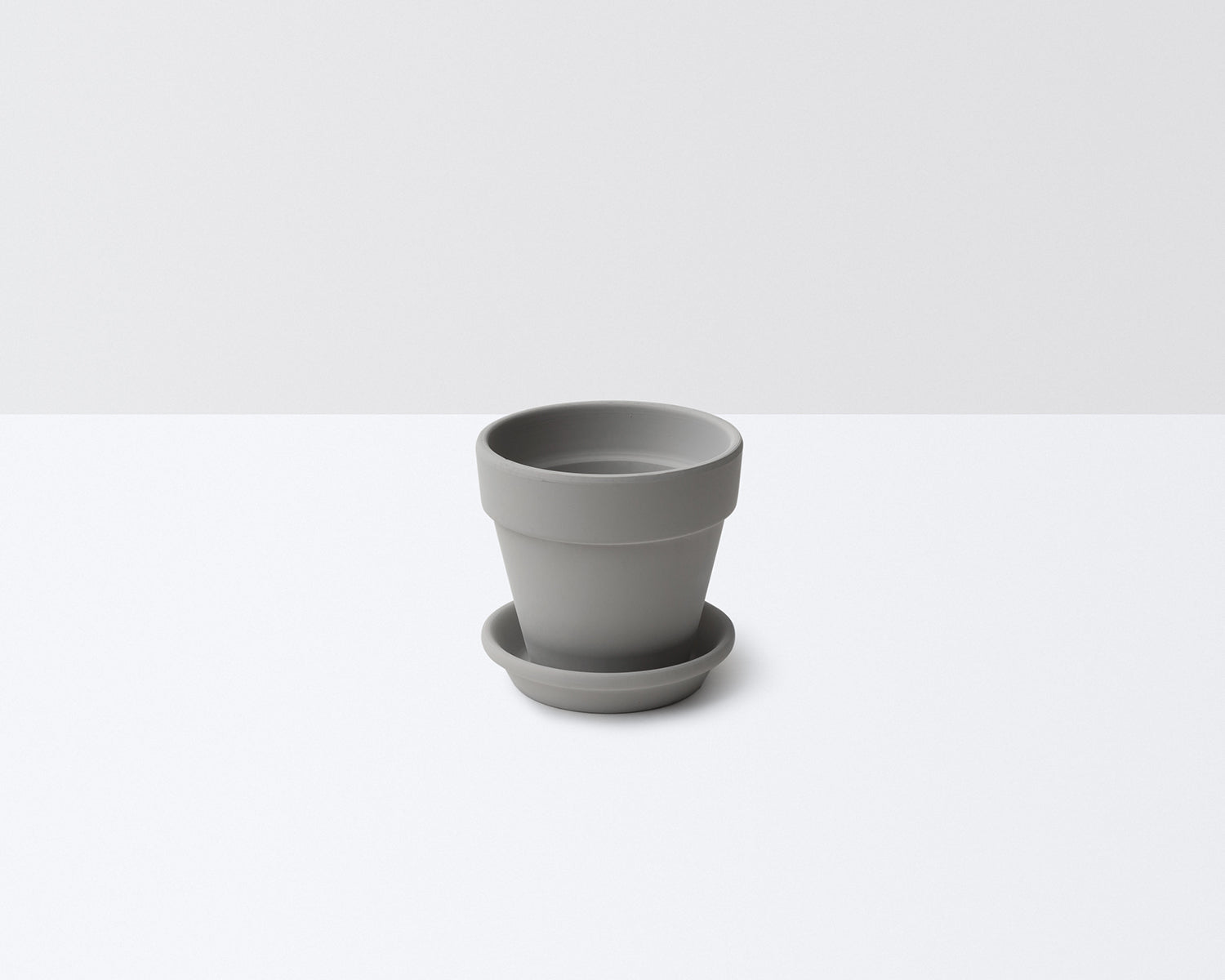Mini Pot - Cool Grey