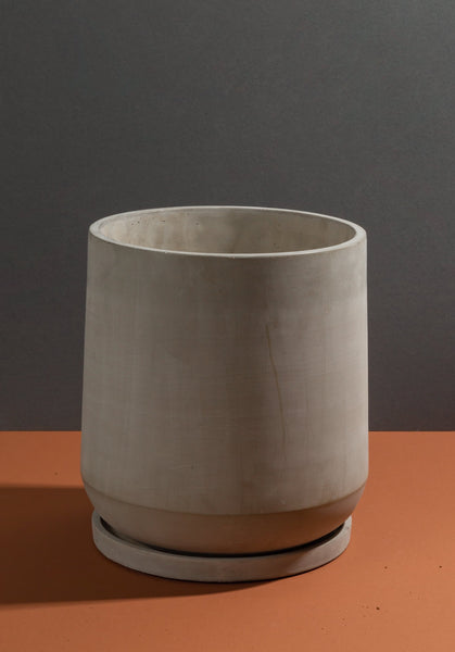 XL Concrete Pot Series