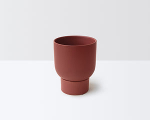 Two-Part Pot - Red