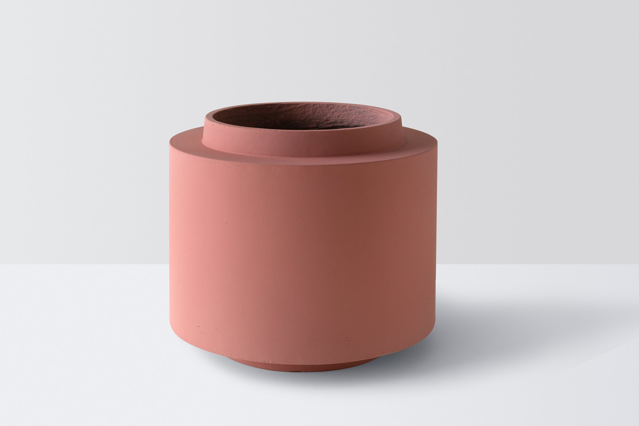XL Pot with Stand - Pink