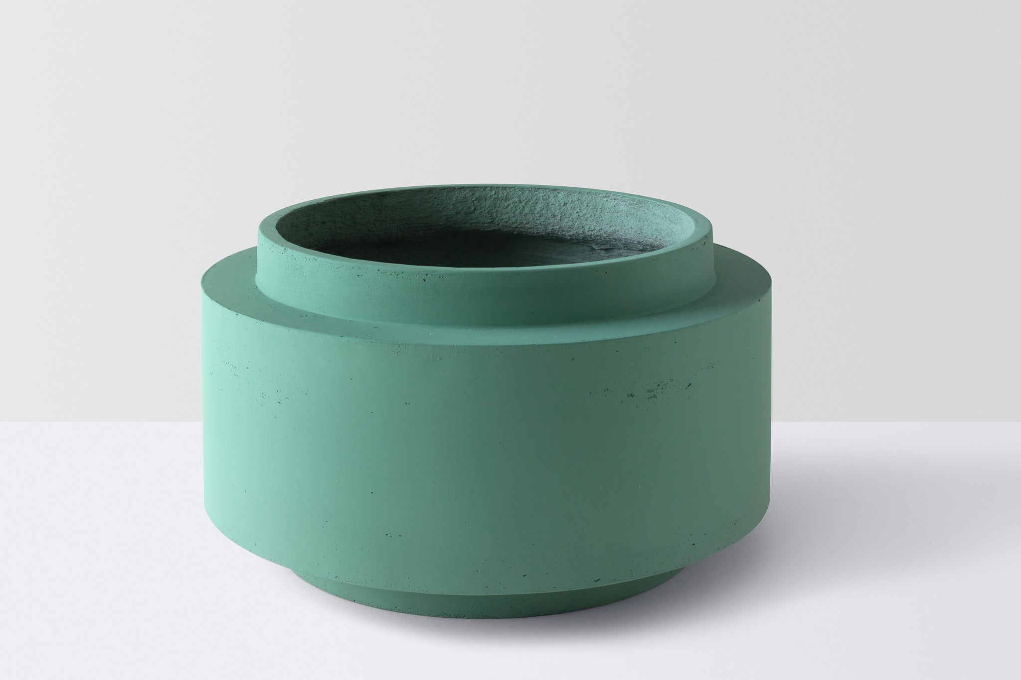 XL Pot with Stand - Wide Sage
