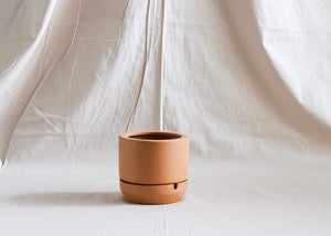 Self-Watering Ceramic Pot