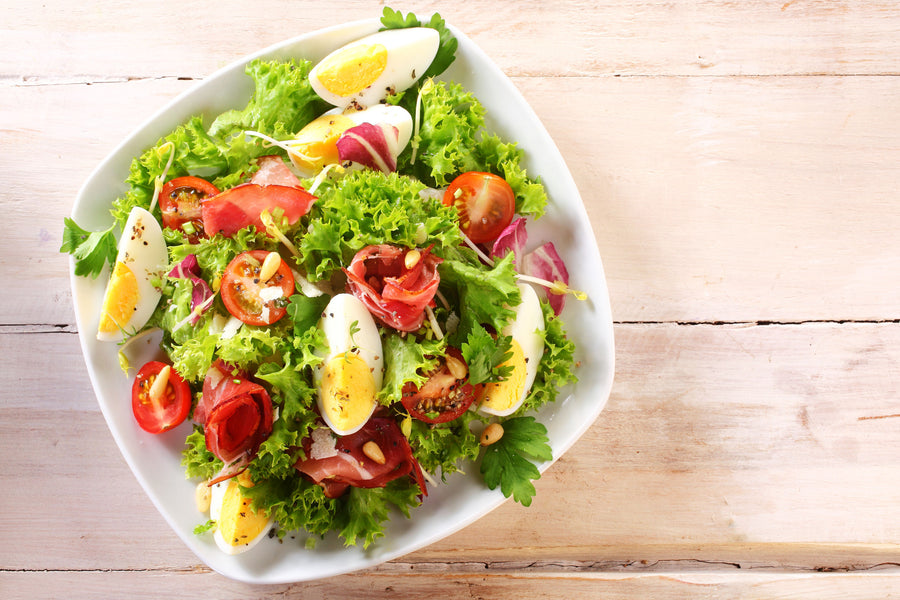 4 Of The Best Fast Food Salads For Weight Loss