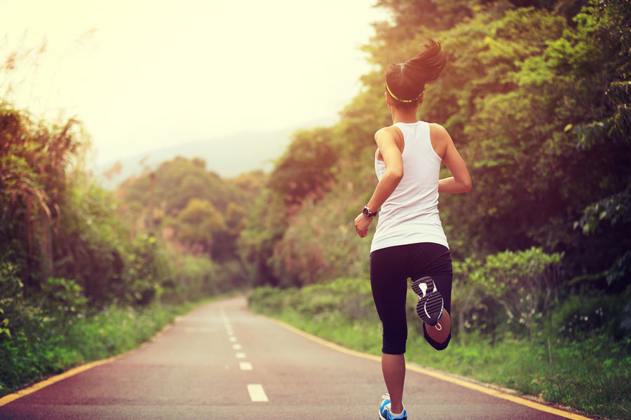Should You Go Running On An Empty Stomach?