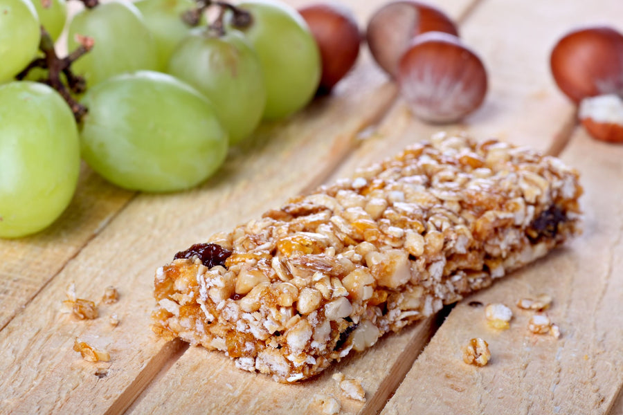 "5 ""Healthy"" Snacks That Hinder Weight Loss Efforts"