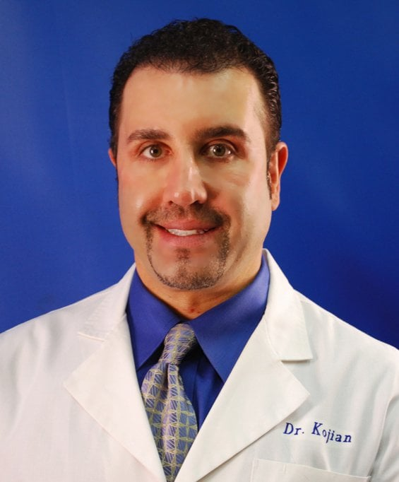 dr james kojian