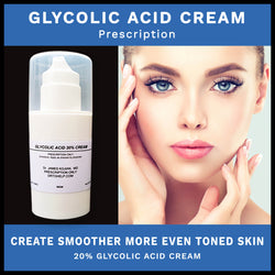 Dr. Kojian's Prescription Glycolic Acid Cream - For Smooth Skin