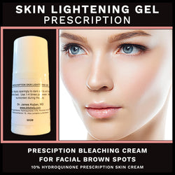 Dr. Kojian's Prescription Bleaching Cream for Facial Brown Spots