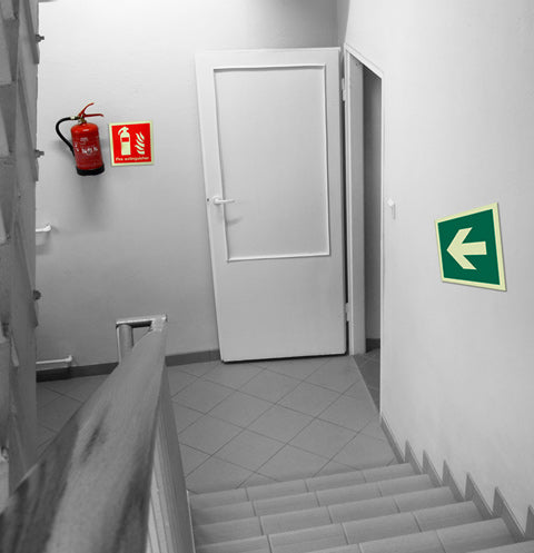 Emergency and Evacuation Signs