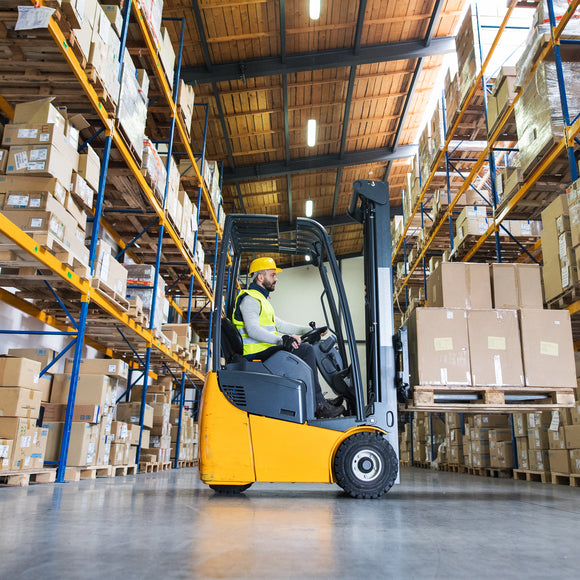 Charlie Morecraft Toolbox Safety Series: Safe Forklift Operations