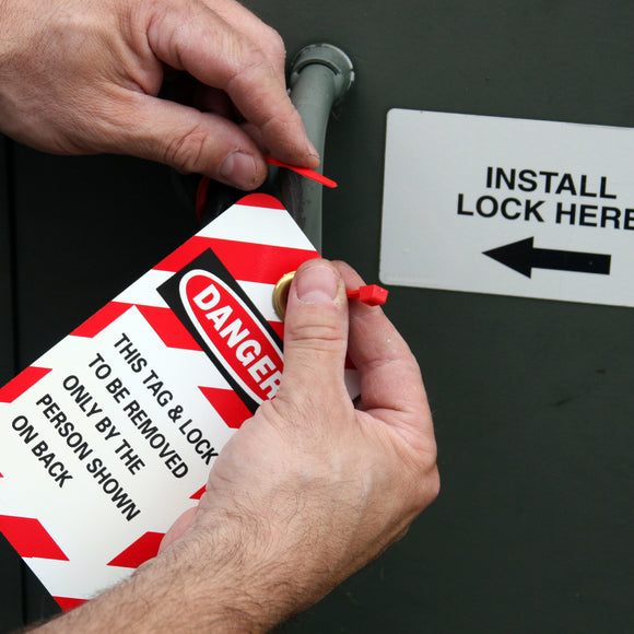 Charlie Morecraft Toolbox Safety Series: Lockout/Tagout - Energy Control