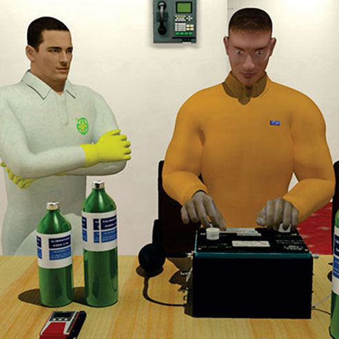 Calibration of Portable Gas Detection Equipment
