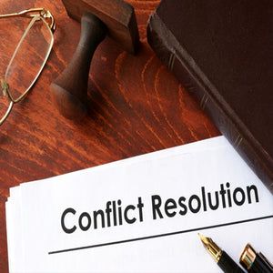 Conflict Resolution in Industrial Facilities