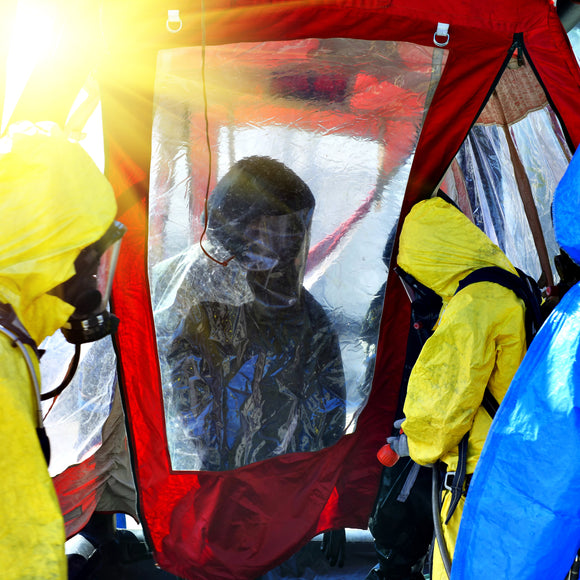 HAZWOPER: Decontamination Procedures